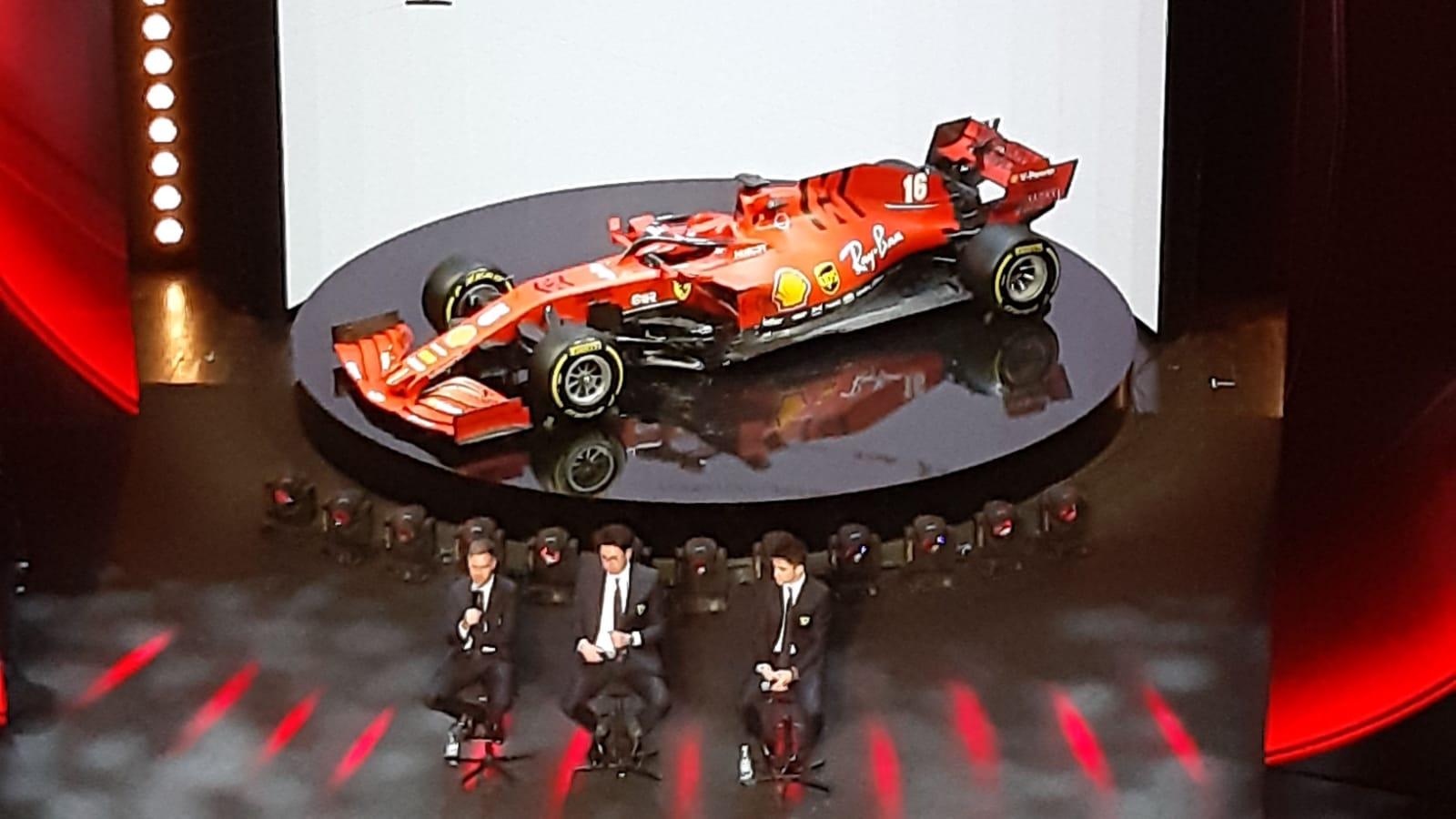 F.1 La nuova Ferrari SF1000 fra tradizione e innovazione alla caccia del mondiale