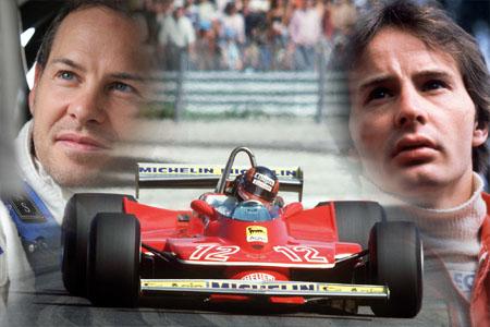 F.1 padre e figli: Gilles e Jacques Villeneuve, il cuore e la mente che sapevano scaldare il tifo