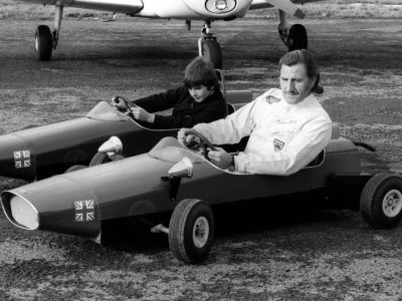 F.1 padri e figli: Graham e Damon Hill ovvero quando gli opposti si incontrano in pista