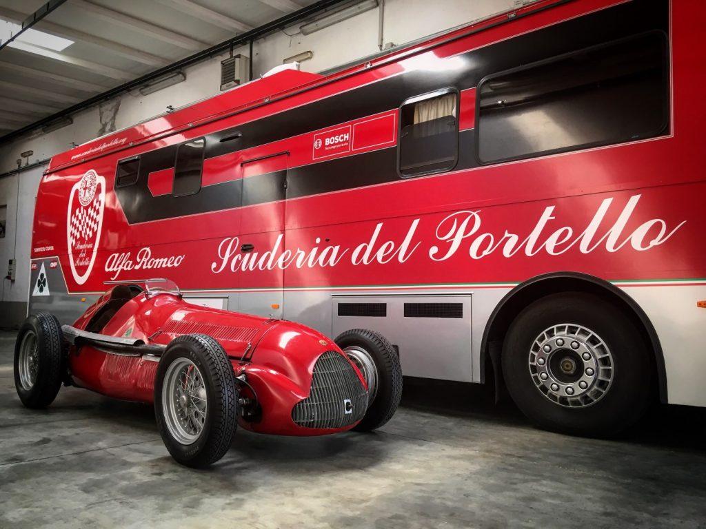 MOTORSPORT E COVID19 Scuderia del Portello, l'heritage va tutelato perché patrimonio comune. 4 puntata