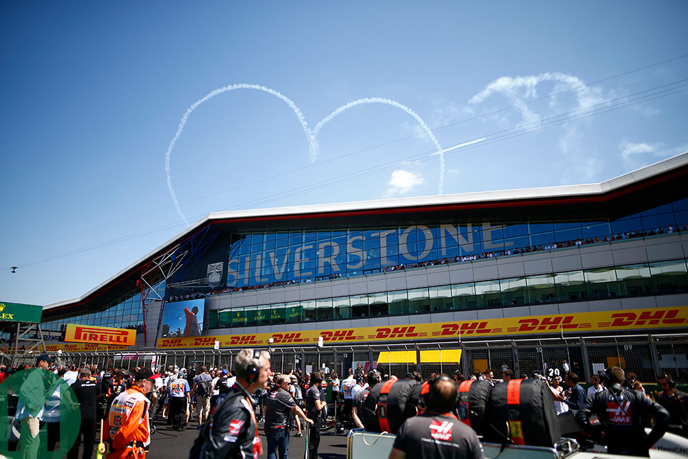 F.1 Silverstone 70 anni di GP, dal passato la speranza per il futuro
