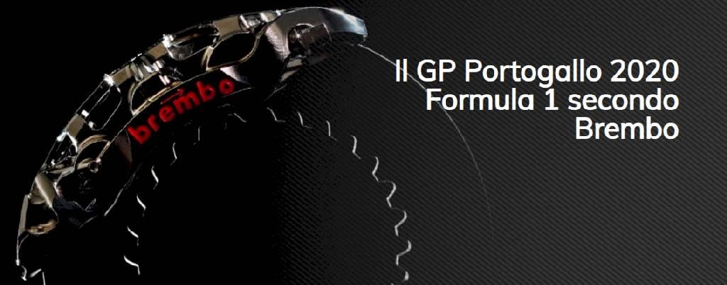 Brembo racconta tutto ciò che c'è da sapere sull'impegno dei sistemi frenanti in vista del GP del Portogallo 2020