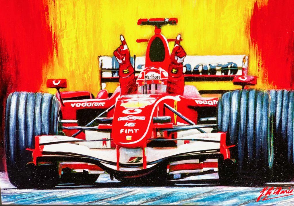 F.1 Buon compleanno Michael Schumacher, le sue gesta in un libro e i ricordi del paddock