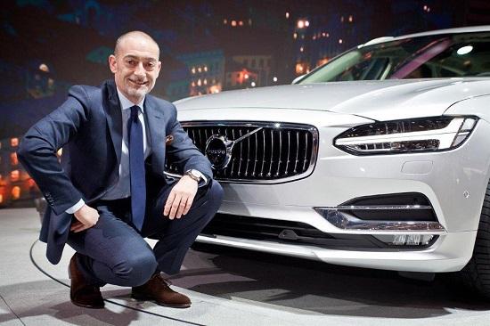 MICHELE CRISCI Per Volvo la rivoluzione elettrica sarà graduale ma inevitabile