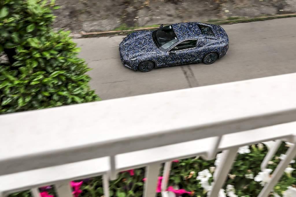 Anteprima ecco le prime immagini di Maserati Granturismo