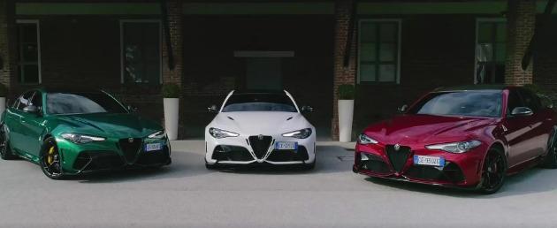 GIULIA GTA E GTAm: lo spirito Alfa Romeo nelle prestazioni al vertice. Ecco come vanno