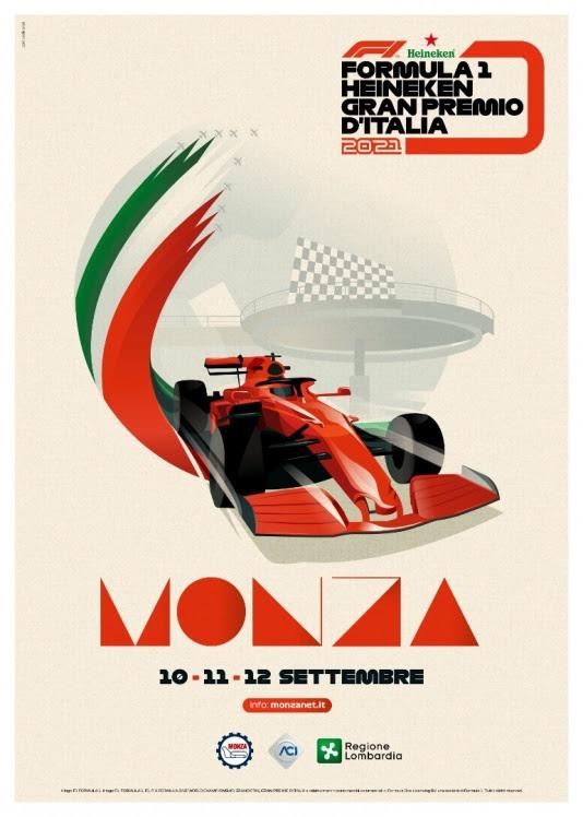 In vendita i biglietti del Formula 1 Heineken Gran Premio d'Italia 2021