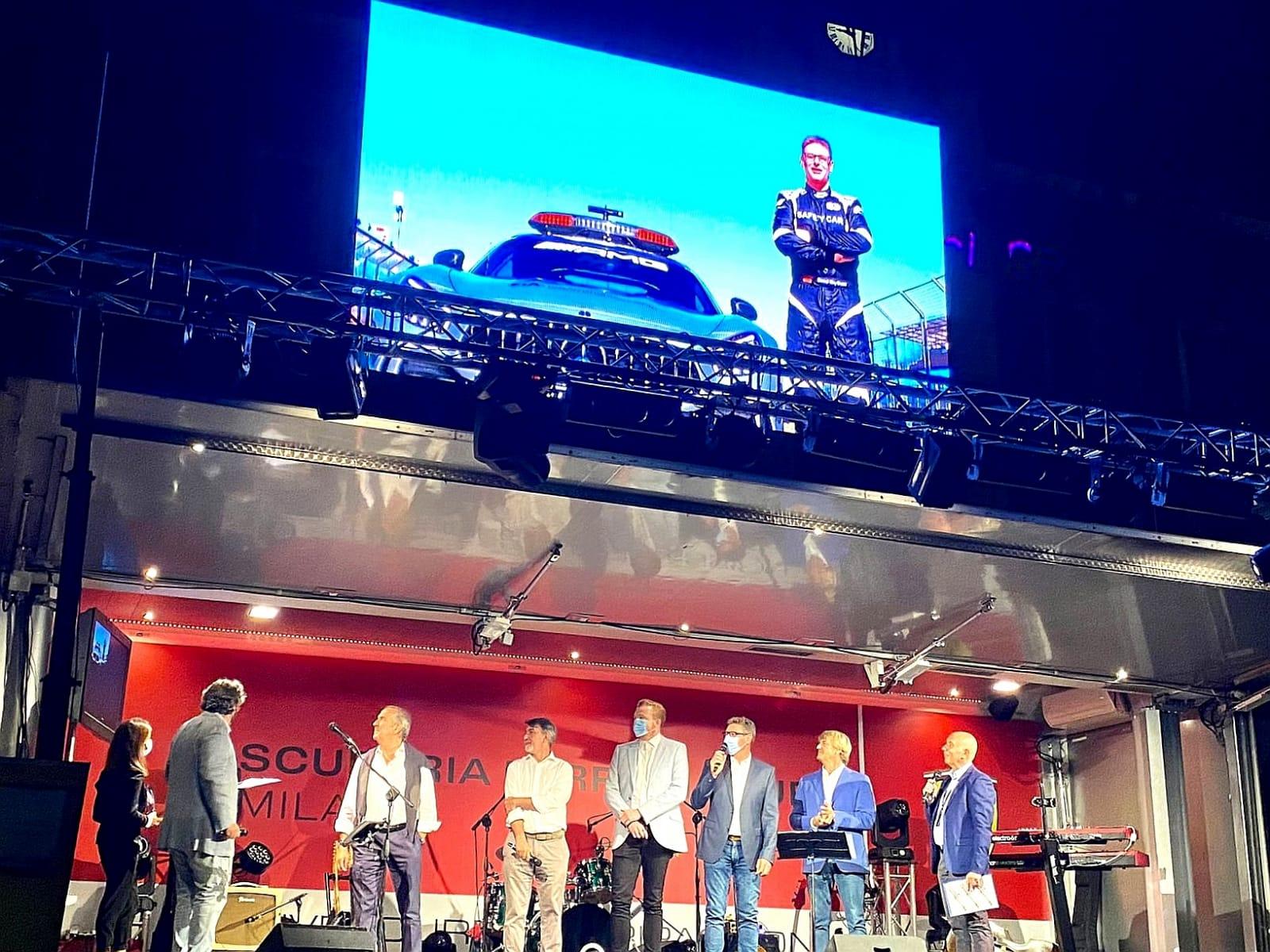 MOTORSPORT PASSION 2021 A Monza e Vedano gli award della passione e Tributo Alboreto