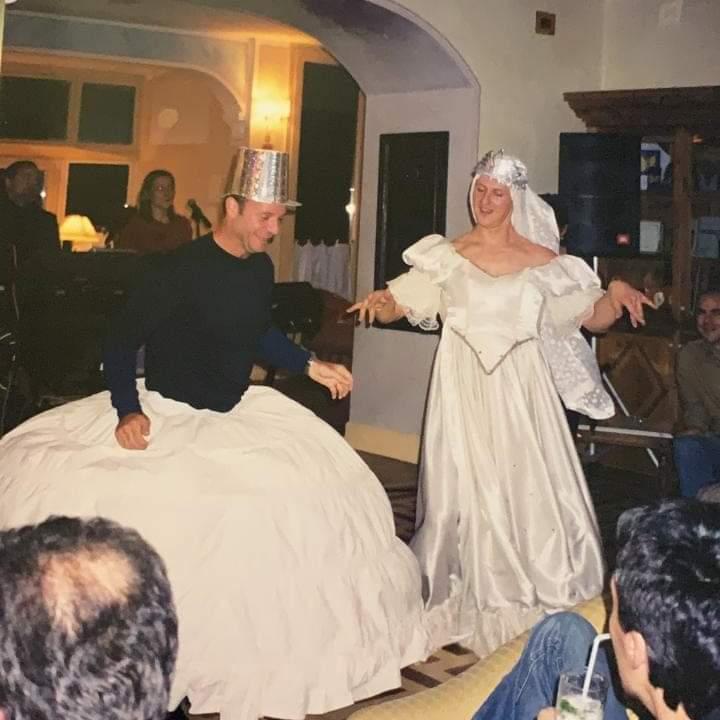 MICHAEL SCHUMACHER  vi racconto i retroscena di quelle serate danzanti a Madonna di Campiglio